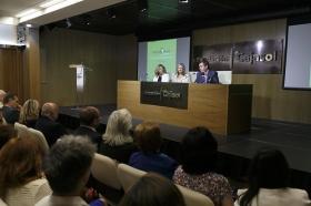 """Presentación de la Asociación de Empresarias Hispalenses en la Fundación Cajasol (3) • <a style=""""font-size:0.8em;"""" href=""""http://www.flickr.com/photos/129072575@N05/27314969282/"""" target=""""_blank"""">View on Flickr</a>"""