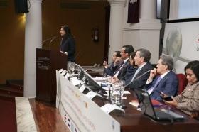 """Jornadas 'El acuerdo de Asociación Centroamérica-UE: una gran oportunidad de negocio para las empresas andaluzas' en la Fundación Cajasol (10) • <a style=""""font-size:0.8em;"""" href=""""http://www.flickr.com/photos/129072575@N05/15868883344/"""" target=""""_blank"""">View on Flickr</a>"""