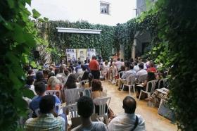 """Inauguración de XIV edición de los Cursos de Verano de la Universidad Pablo de Olavide en Carmona (13) • <a style=""""font-size:0.8em;"""" href=""""http://www.flickr.com/photos/129072575@N05/27510685304/"""" target=""""_blank"""">View on Flickr</a>"""