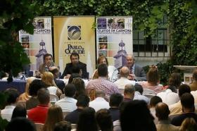 """Inauguración de XIV edición de los Cursos de Verano de la Universidad Pablo de Olavide en Carmona (7) • <a style=""""font-size:0.8em;"""" href=""""http://www.flickr.com/photos/129072575@N05/27510684614/"""" target=""""_blank"""">View on Flickr</a>"""