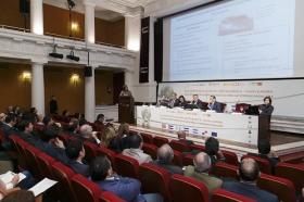 """Jornadas 'El acuerdo de Asociación Centroamérica-UE: una gran oportunidad de negocio para las empresas andaluzas' en la Fundación Cajasol (13) • <a style=""""font-size:0.8em;"""" href=""""http://www.flickr.com/photos/129072575@N05/15868884214/"""" target=""""_blank"""">View on Flickr</a>"""