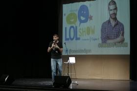 "LOL Show de la Fundación Cajasol: Oswaldo Digón (3) • <a style=""font-size:0.8em;"" href=""http://www.flickr.com/photos/129072575@N05/27007356634/"" target=""_blank"">View on Flickr</a>"