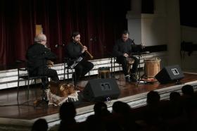 """Concierto didáctico sobre 'La Música en la Edad Media' (3) • <a style=""""font-size:0.8em;"""" href=""""http://www.flickr.com/photos/129072575@N05/15868505028/"""" target=""""_blank"""">View on Flickr</a>"""