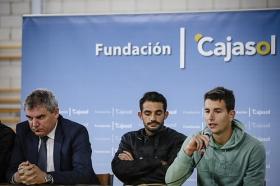 "'Del Cádiz CF al cole' en el Colegio San José (11) • <a style=""font-size:0.8em;"" href=""http://www.flickr.com/photos/129072575@N05/16678816100/"" target=""_blank"">View on Flickr</a>"