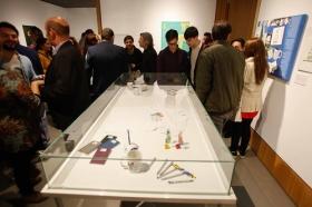 """Proyectos de la exposición 'El arte y los patios cordobeses' en la Fundación Cajasol (3) • <a style=""""font-size:0.8em;"""" href=""""http://www.flickr.com/photos/129072575@N05/26821059202/"""" target=""""_blank"""">View on Flickr</a>"""