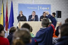"'Del Cádiz CF al cole' en el Colegio San José (14) • <a style=""font-size:0.8em;"" href=""http://www.flickr.com/photos/129072575@N05/16840343126/"" target=""_blank"">View on Flickr</a>"