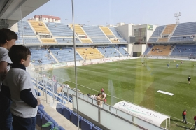 "Tour infantil por el Ramón de Carranza en el Cádiz-Sevilla Atlético (18) • <a style=""font-size:0.8em;"" href=""http://www.flickr.com/photos/129072575@N05/16795877236/"" target=""_blank"">View on Flickr</a>"