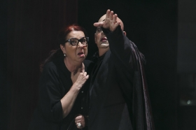 "Teatro: 'Insólito Menú Transcultural' (6) • <a style=""font-size:0.8em;"" href=""http://www.flickr.com/photos/129072575@N05/17005688417/"" target=""_blank"">View on Flickr</a>"