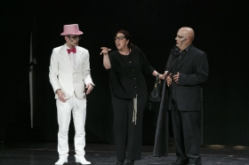 "Teatro: 'Insólito Menú Transcultural' (5) • <a style=""font-size:0.8em;"" href=""http://www.flickr.com/photos/129072575@N05/16592917163/"" target=""_blank"">View on Flickr</a>"