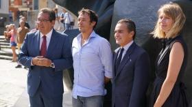 """Inauguración de la exposición de esculturas de Henry Moore en Cádiz (26) • <a style=""""font-size:0.8em;"""" href=""""http://www.flickr.com/photos/129072575@N05/29051543854/"""" target=""""_blank"""">View on Flickr</a>"""