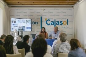 """Presentación de los Proyectos Cádiz 2017 en la Fundación Cajasol (2) • <a style=""""font-size:0.8em;"""" href=""""http://www.flickr.com/photos/129072575@N05/29586381432/"""" target=""""_blank"""">View on Flickr</a>"""