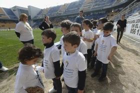 "Tour infantil por el Ramón de Carranza en el Cádiz-Sevilla Atlético (12) • <a style=""font-size:0.8em;"" href=""http://www.flickr.com/photos/129072575@N05/16635635529/"" target=""_blank"">View on Flickr</a>"