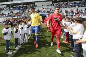 "Tour infantil por el Ramón de Carranza en el Cádiz-Sevilla Atlético (4) • <a style=""font-size:0.8em;"" href=""http://www.flickr.com/photos/129072575@N05/16795872776/"" target=""_blank"">View on Flickr</a>"