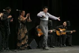 """Jueves Flamencos de la Fundación Cajasol: Toni El Pelao y la Uchi (15) • <a style=""""font-size:0.8em;"""" href=""""http://www.flickr.com/photos/129072575@N05/16731196861/"""" target=""""_blank"""">View on Flickr</a>"""