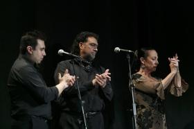 """Jueves Flamencos de la Fundación Cajasol: Toni El Pelao y la Uchi (16) • <a style=""""font-size:0.8em;"""" href=""""http://www.flickr.com/photos/129072575@N05/16732411895/"""" target=""""_blank"""">View on Flickr</a>"""