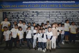 "Tour infantil por el Ramón de Carranza en el Cádiz-Sevilla Atlético (14) • <a style=""font-size:0.8em;"" href=""http://www.flickr.com/photos/129072575@N05/16614446127/"" target=""_blank"">View on Flickr</a>"