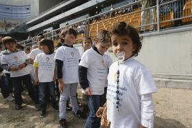 "Tour infantil por el Ramón de Carranza en el Cádiz-Sevilla Atlético (10) • <a style=""font-size:0.8em;"" href=""http://www.flickr.com/photos/129072575@N05/16795874956/"" target=""_blank"">View on Flickr</a>"