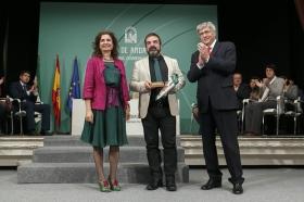 "Entrega de Banderas de Andalucía 2015 en Sevilla (10) • <a style=""font-size:0.8em;"" href=""http://www.flickr.com/photos/129072575@N05/16643884752/"" target=""_blank"">View on Flickr</a>"
