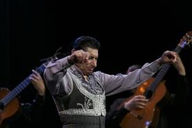 """Jueves Flamencos de la Fundación Cajasol: Toni El Pelao y la Uchi (8) • <a style=""""font-size:0.8em;"""" href=""""http://www.flickr.com/photos/129072575@N05/16731335762/"""" target=""""_blank"""">View on Flickr</a>"""