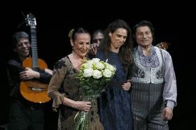 """Jueves Flamencos de la Fundación Cajasol: Toni El Pelao y la Uchi (4) • <a style=""""font-size:0.8em;"""" href=""""http://www.flickr.com/photos/129072575@N05/16112458883/"""" target=""""_blank"""">View on Flickr</a>"""