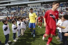 "Tour infantil por el Ramón de Carranza en el Cádiz-Sevilla Atlético (3) • <a style=""font-size:0.8em;"" href=""http://www.flickr.com/photos/129072575@N05/16634184308/"" target=""_blank"">View on Flickr</a>"