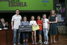 "I Premios Andaluces 'El Audiovisual en la Escuela' en la Fundación Cajasol (17) • <a style=""font-size:0.8em;"" href=""http://www.flickr.com/photos/129072575@N05/18307424549/"" target=""_blank"">View on Flickr</a>"
