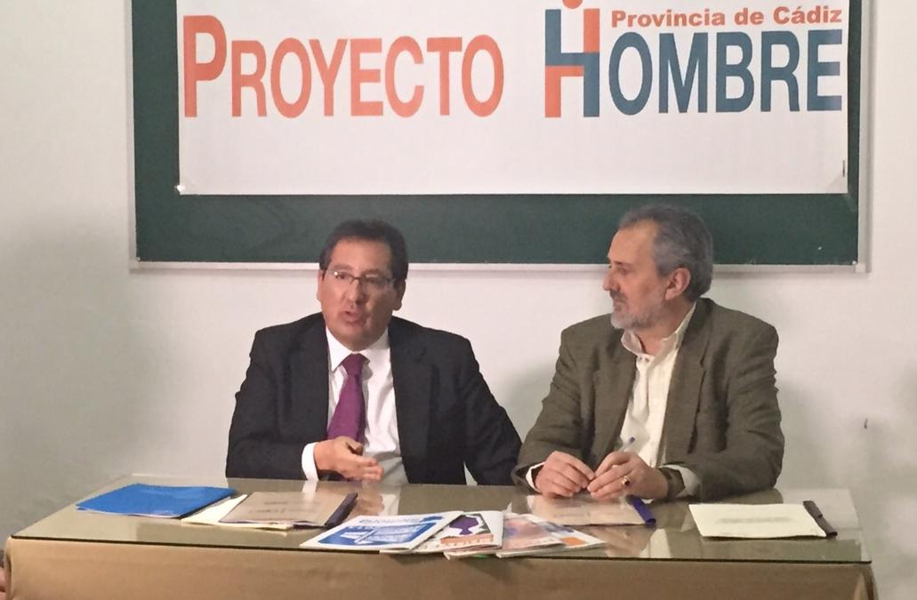 Fundación Cajasol apoya a personas con adicción en Proyecto Hombre Cádiz y sus familiares