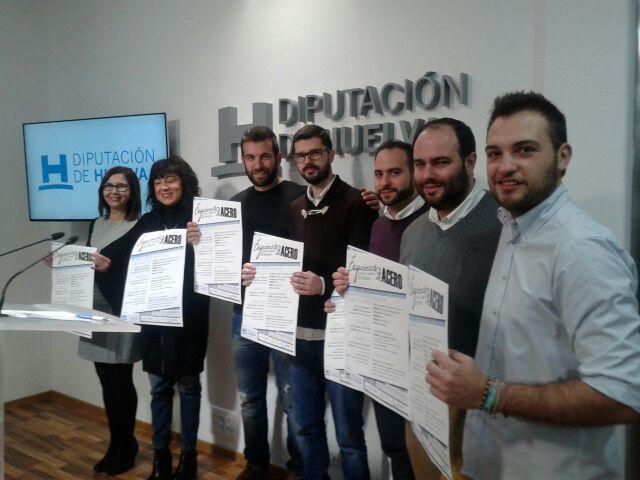 La Fundación Cajasol colabora en el nacimiento del festival flamenco 'Esquinas de Acero' en Huelva