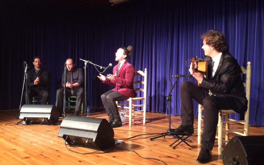 Fariña cierra el XXX Ciclo 'Conocer el Flamenco' de la Fundación Cajasol en Huelva