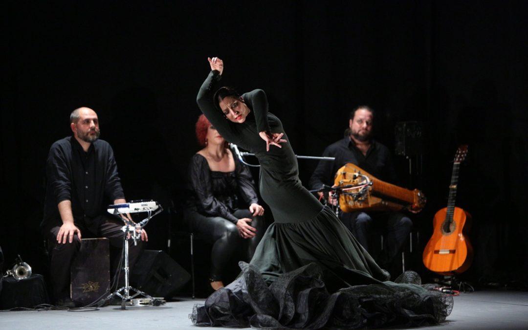 'La Choni' y su Reencuentro cautivan al público en los 'Jueves Flamencos' de la Fundación Cajasol