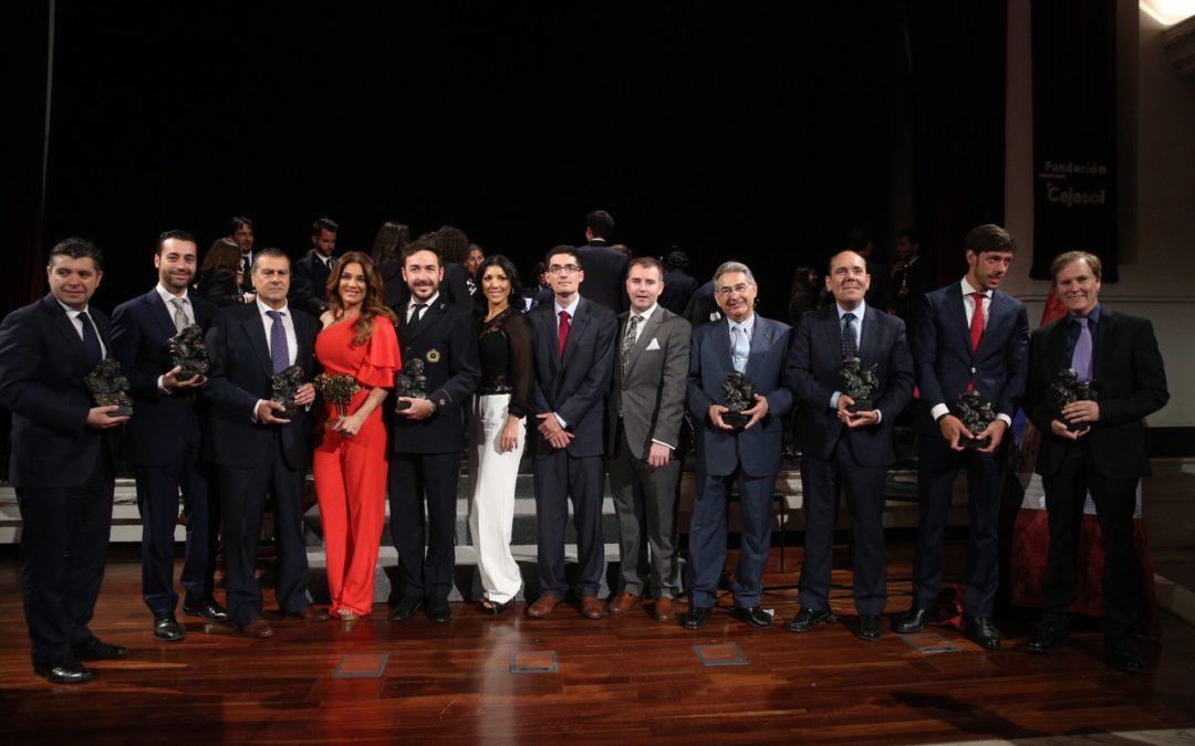 III Gala de 'Tradiciones Sevillanas' en la Fundación Cajasol