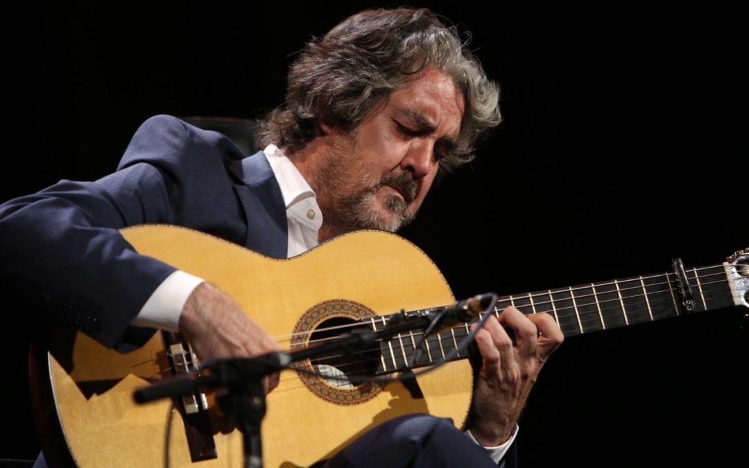 Rafael Riqueni inaugura mayo en los 'Jueves Flamencos' de la  Fundación Cajasol