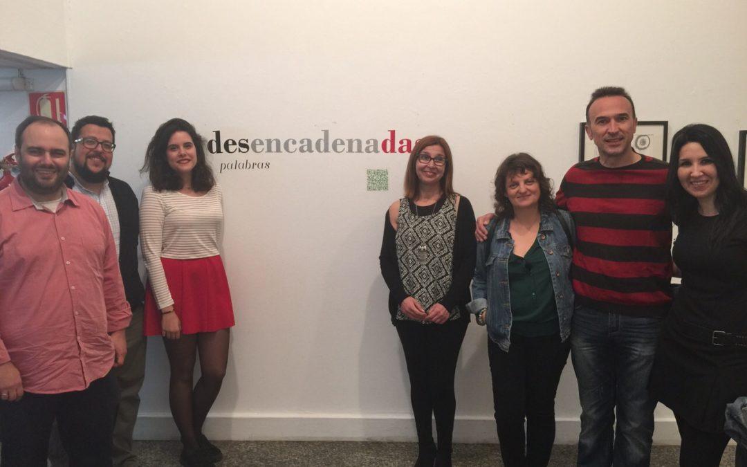 La exposición 'Desencadenadas Palabras', primera cita de 'Chichimeca Lab. Festival de la Palabra' en la sede de la Fundación Cajasol en Huelva