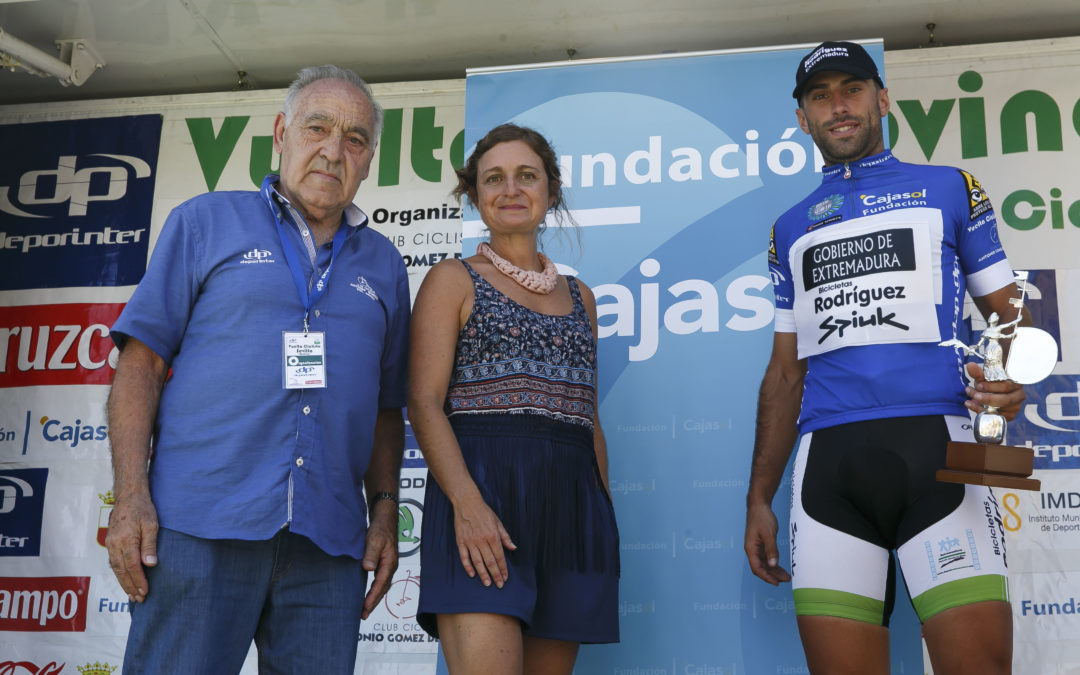 La 'Challenge Vuelta Ciclista a Sevilla' celebra su X aniversario