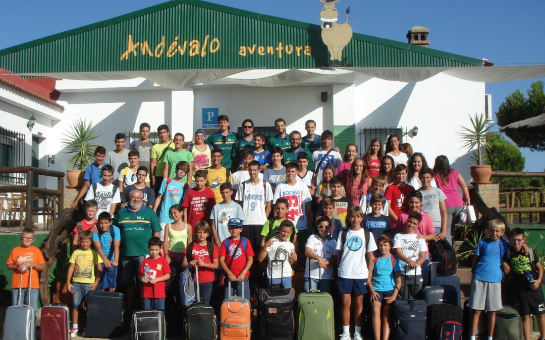 Diversión y entretenimiento en el III Campus EBHuelva Siente Huelva 2015