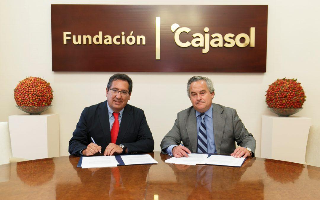 Fundación Cajasol y Fundación Adecco impulsan un Programa de Empleo para jóvenes con discapacidad