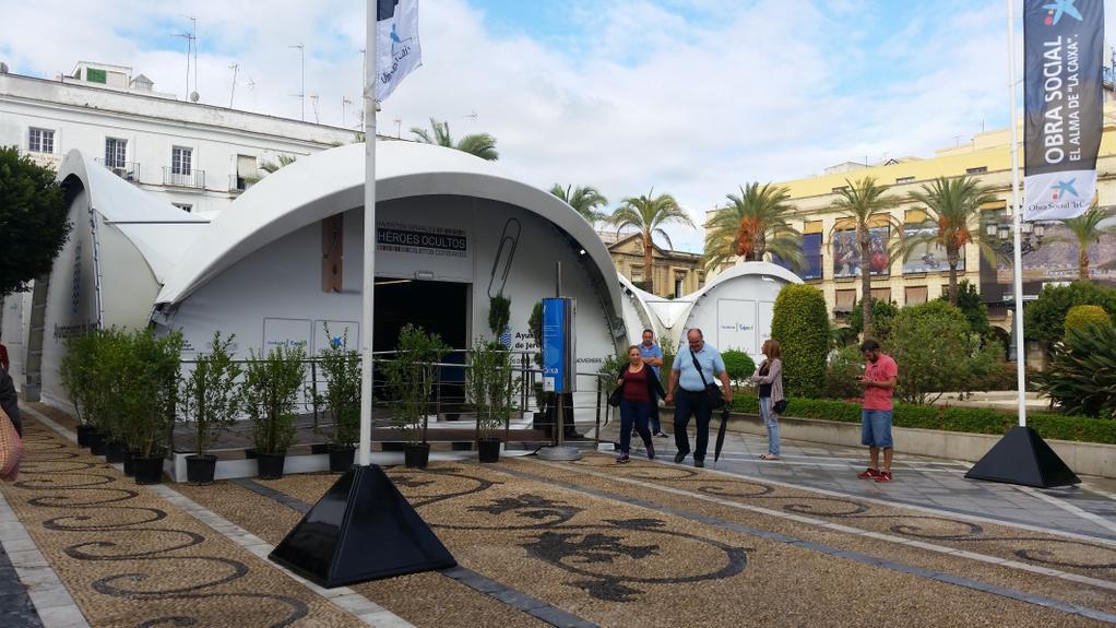 La exposición 'Héroes ocultos. Inventos geniales. Objetos cotidianos', en Jerez hasta el 8 de noviembre