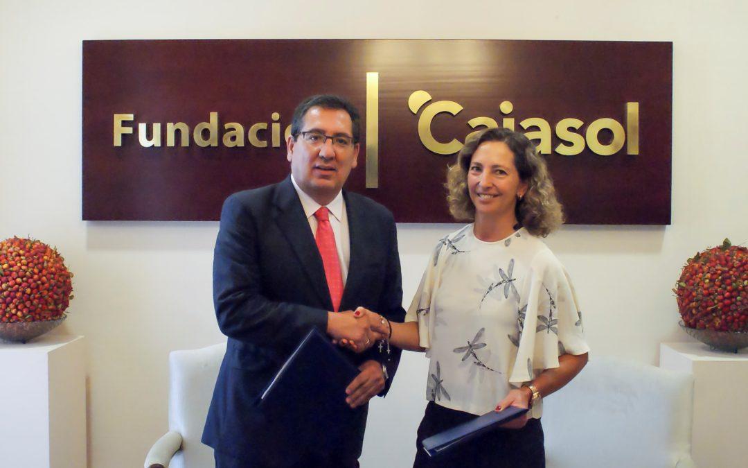 Fundación Cajasol y Autismo Sevilla se unen por la mejora en la calidad de la Atención Infantil Temprana