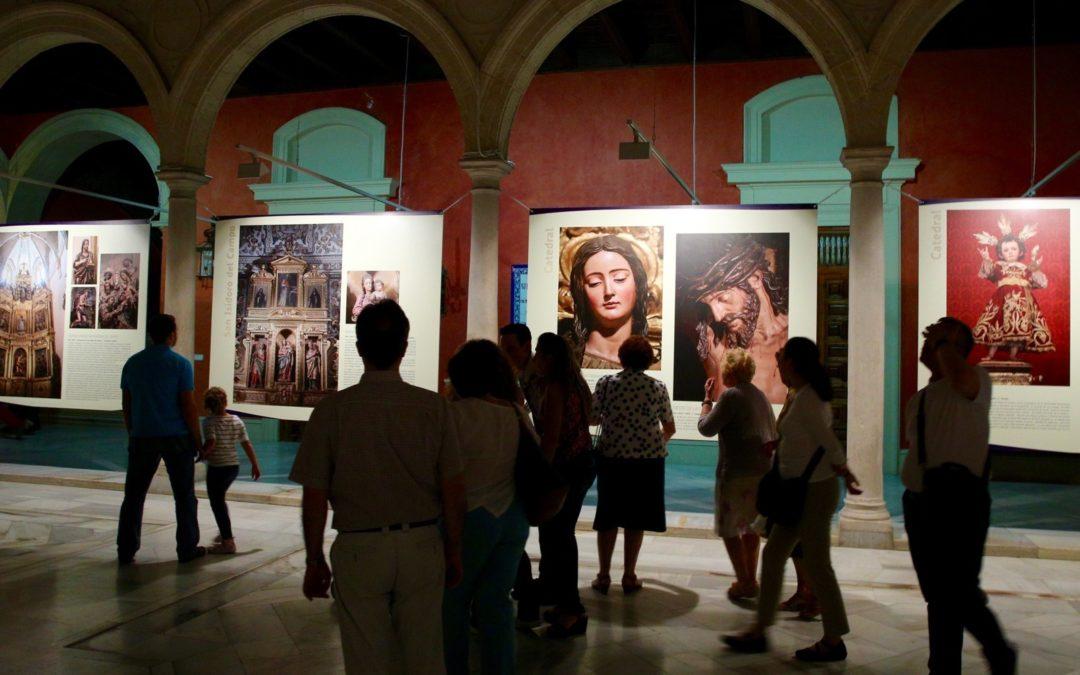 2.759 personas visitan la Fundación Cajasol durante la 'Noche en Blanco' de Sevilla
