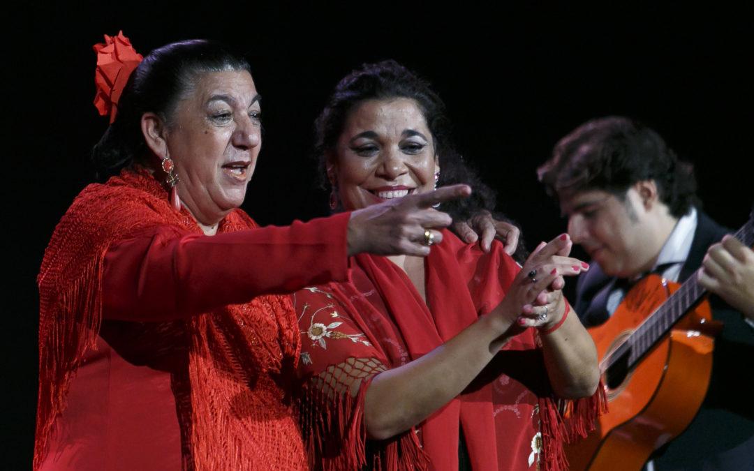 Gran fiesta con la Tía Juana 'la del Pipa' y Tomasa 'la Macanita' en los Jueves Flamencos