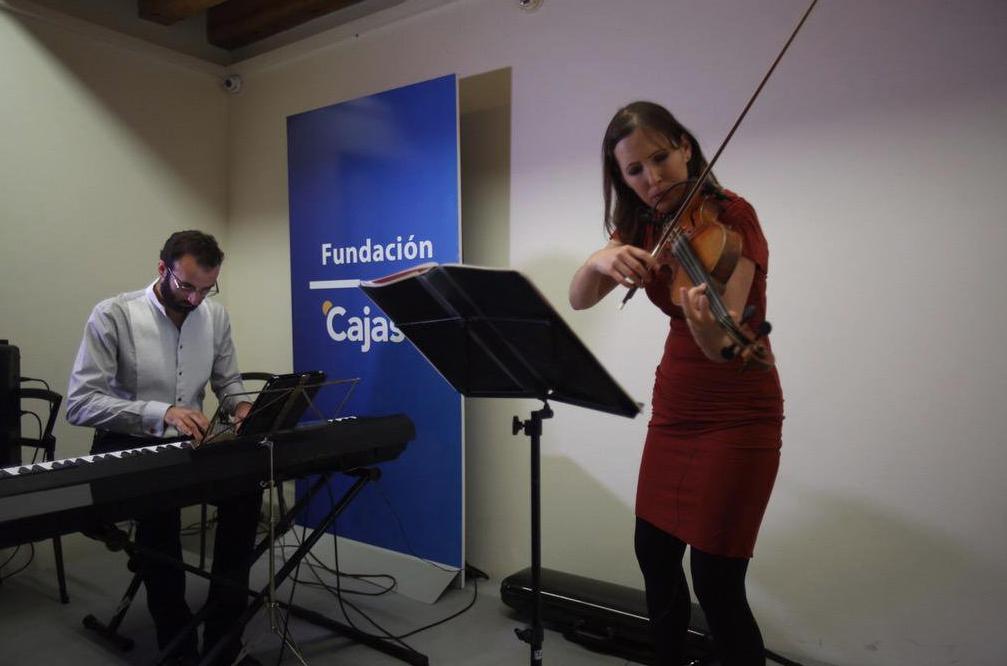 'Two to tango' homenajea a Astor Piazzolla en 'Músicas en Otoño' desde la Fundación Cajasol en Huelva