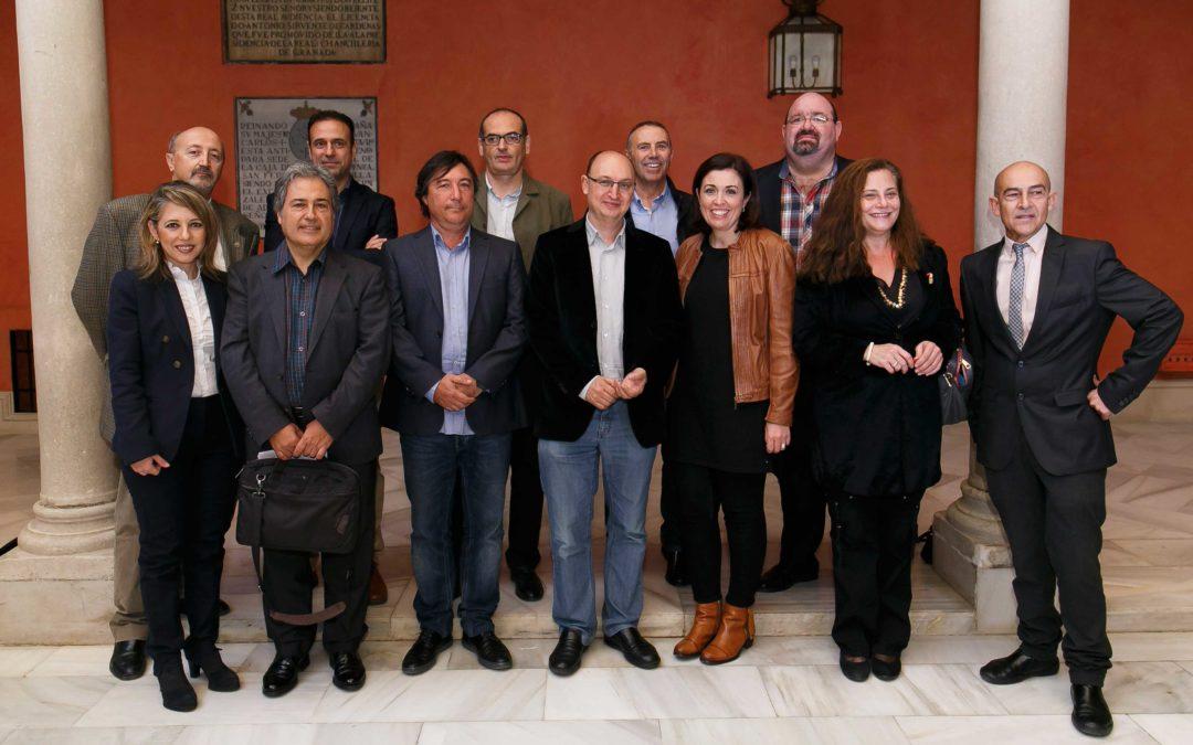 La Fundación Cajasol acoge las primeras jornadas en Andalucía sobre 'Televisión Pública: Necesaria e independiente'