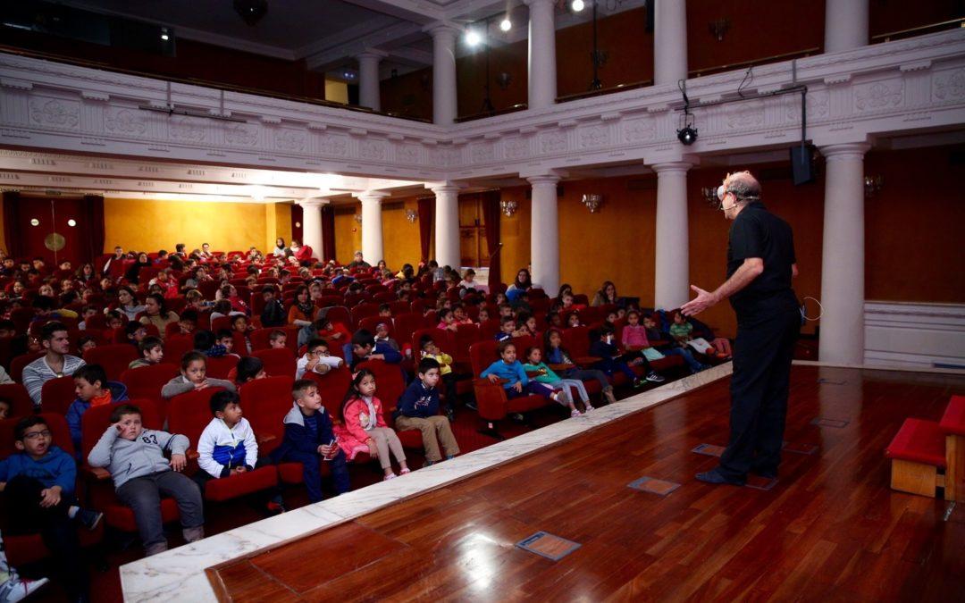 Fin de semana infantil en la Fundación Cajasol con 'Mariquilla y el Príncipe Preguntón'