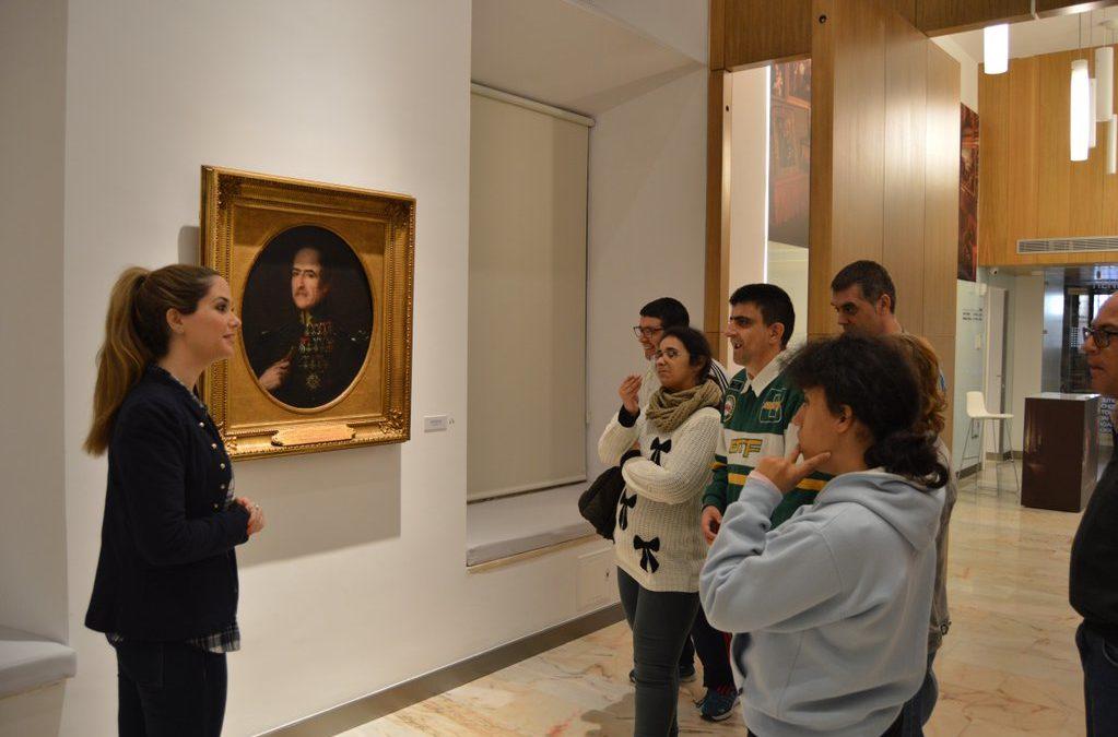 Casi un centenar de grupos reservan su visita a la Sala Murillo de la Fundación Cajasol