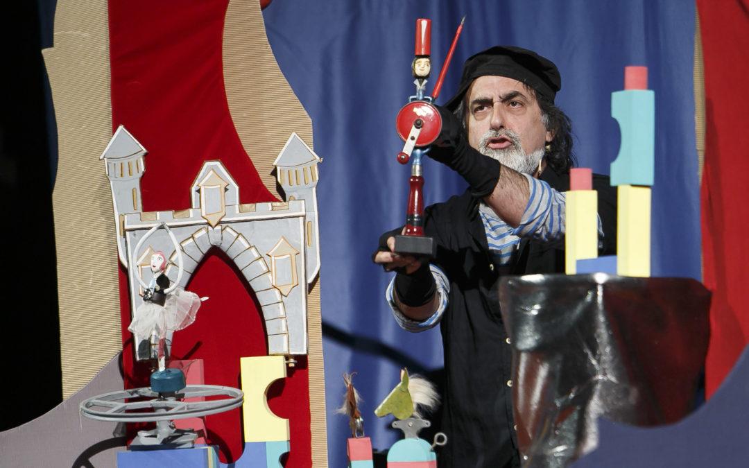 'Cuento de juguete' a la espera de los Reyes Magos