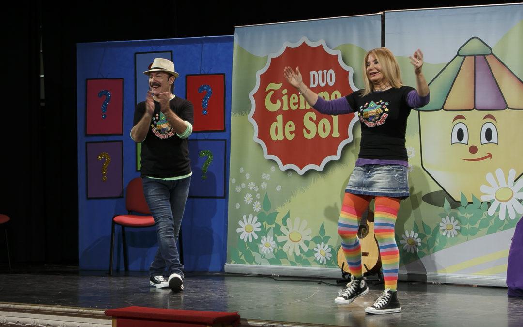 El show de 'La Brujita Tapita' llega a la Fundación Cajasol desde Argentina