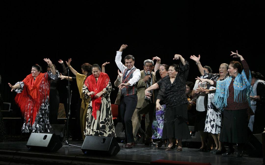 El ciclo de otoño de los Jueves Flamencos finaliza con la zambomba jerezana de Joaquín 'El Zambo'