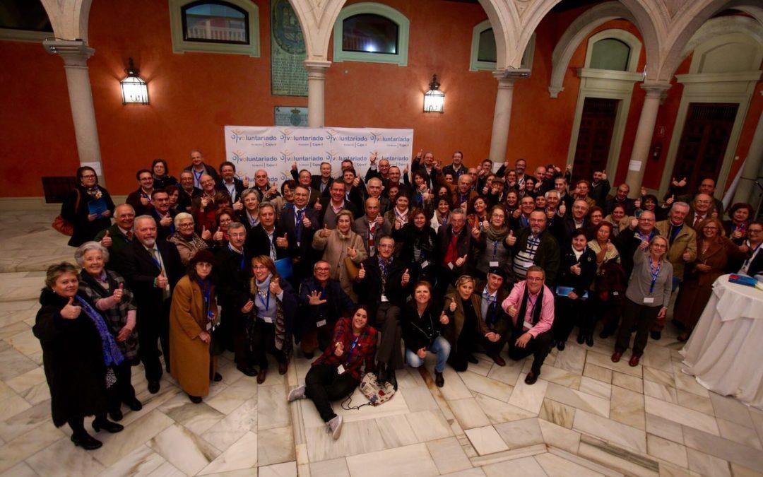 VIII Encuentro del Voluntariado de la Fundación Cajasol, espacio de convivencia y de intercambio de experiencias