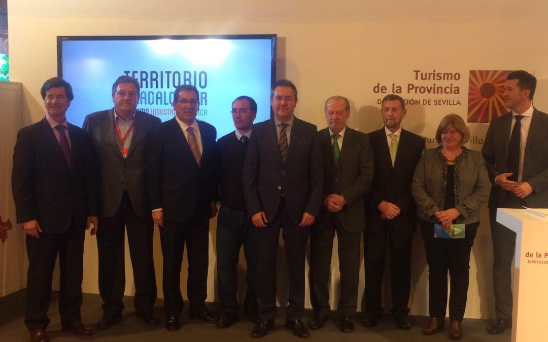 La Fundación Cajasol respalda la estrategia de promoción de la actividad turística en torno al río Guadalquivir