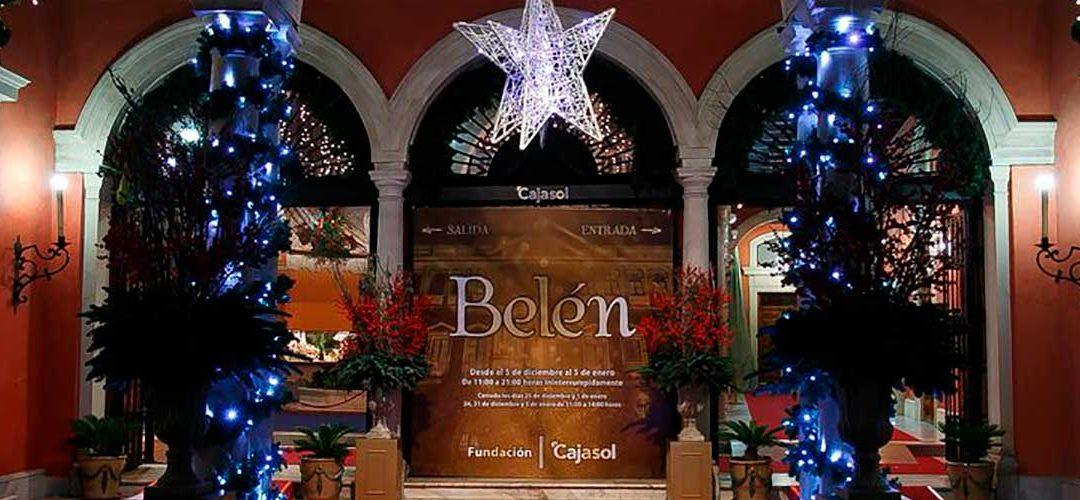 Más de 400.000 personas visitaron la Fundación Cajasol durante las fiestas navideñas